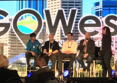 Tech Showcase Panel