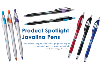 Product Spotlight: Pens