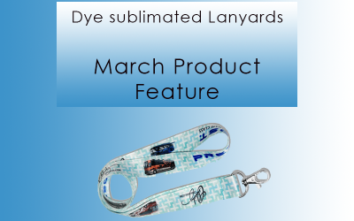 Product Feature: Dye-Sublimated Lanyards