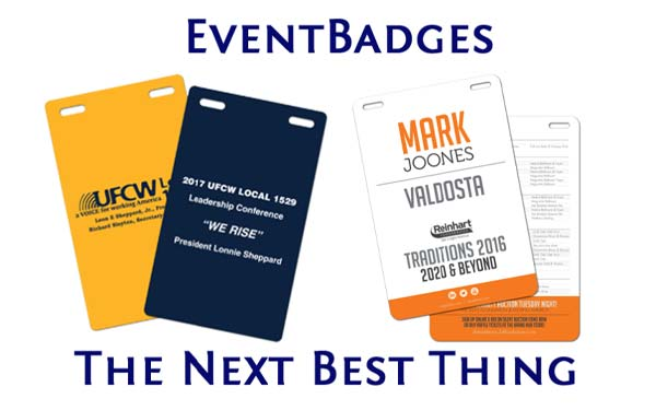 Product Spotlight: Next Best Thing In Badge Design