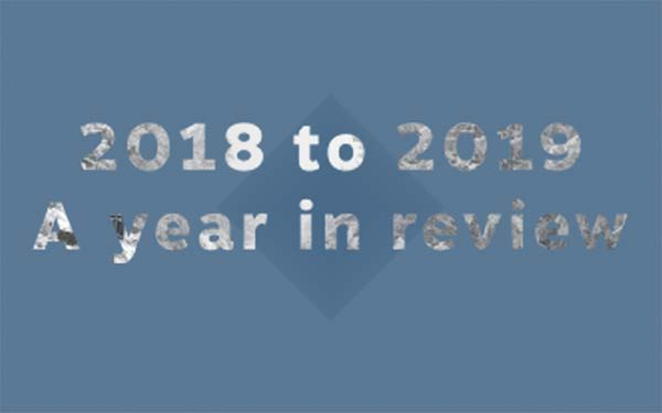 2018: Year in Review