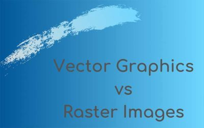 Artwork Guidelines – Vector vs Raster