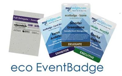 ecoBadge – Sustainability