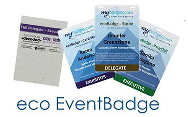 ecoBadge – Sustainability