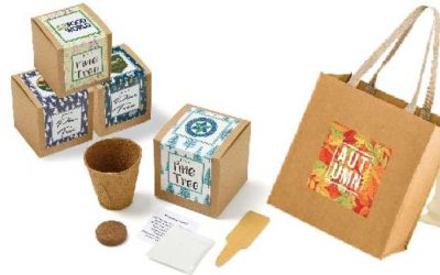 10 Eco-friendly Promotional Gifts
