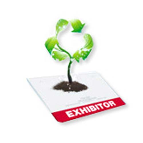 eco friendly biodegradeable badge holder