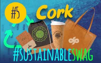 #5 Cork Promotional Products – Eco Friendly Conference Tips #sustainableswag