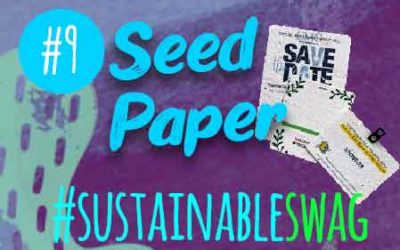 #9 Seeded Promotional Products – Eco Friendly Conference #sustainableswag