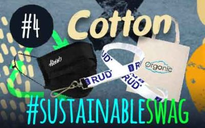 #4 Cotton Promotional Products – Eco Friendly Conference Tips #sustainableswag